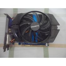 Placa De Vídeo Gigabyte Nvidia Geforce Gtx 650 Ti 1gb Ddr5