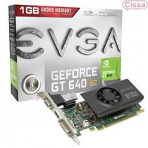Imperdível Placa De Vídeo 1gb Geforce Gt640 Evga Gddr5