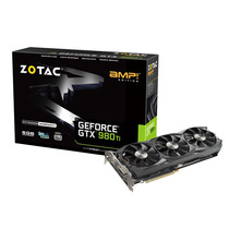 Geforce Zotac Gtx Entusiasta Nvidia Zt-90503-10p Gtx 980ti A