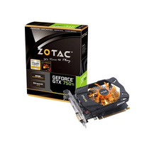 Geforce Zotac Gtx Performance Nvidia Gtx 750ti 2gb Ddr5 128