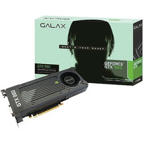 Placa De Video Nvidia Geforce Gtx 960 2gb 128 Bits Gddr5 -