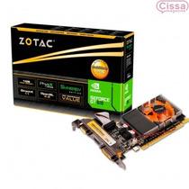 Placa Vga Zotac Geforce Gt610 1gb Directx 11 12x Sem Juros