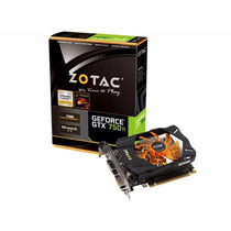 Placa De Video Zotac Geforce Gtx 750 Ti 128 Bits 1 Gb Gamer