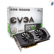 Placa De Vídeo Geforce Gtx 960 Gddr5 2gb 4 Monitores Lacrado