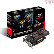 Placa De Vídeo 4gb Asus Radeon R7 370 Pci-e 3.0 256 Bits