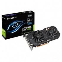 Vga Gigabyte Gtx960 4gb + Nf-e Geforce Gtx 960 Geforce 900