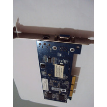 Placa De Video Geforce Mx440se 64mb Ddr Tv Agp- -usada