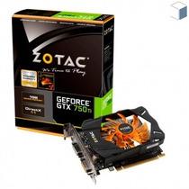 Placa De Video Geforce Gtx 750ti 1gb Zotac Cuda Core 640
