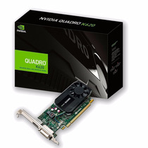 Placa De Vídeo Quadro K620 Pny 2gb 128-bit Ddr3 Pci-e Nvidia