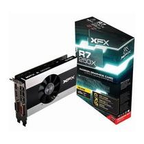 Placa De Vídeo Vga Xfx Radeon R7 250x 2gb Ddr3 128 Bits P...