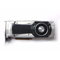 Placa Video Nvidia Gtx 1080 8gb Gddr5x 256bit 980ti Titan