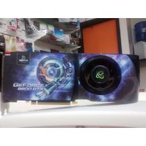Placa De Video Geforce 9800 Gtx ***para Reparo Ou Exposição