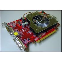 Placa De Vídeo Radeon X1600pro Powercolor 512mb Pci-e