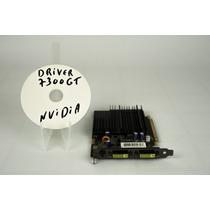 Placa De Video Geforce Xfx 7300gt 512mb Com Dupla Saída Dvi