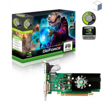 Placa Vga Geforce Gt 210 1gb Point Of View Com Nota Fiscal