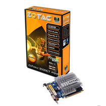 Vendo Ou Troco Placa De Vídeo Zotac 9500gt Zone Edition Ddr2