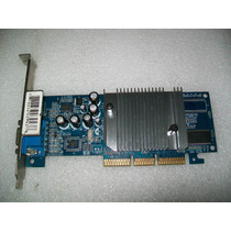 A573 Xfx Geforce Mx 4000/64 Mb Ddr / Agp 8x / Vga / Out Tv