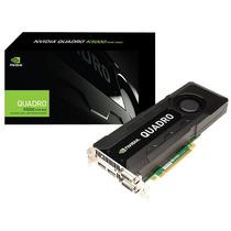 Quadro Nvidia K5000 For Mac 4gb Ddr5 256bit 1536 Cuda Cores