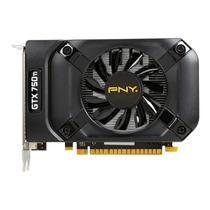 Placa De Video Pny Geforce Gtx 750ti 2gb Gddr5 128bits