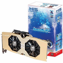 Placa D Vídeo His Radeon R9 290 Iceqx² 4gb /4k/512bits *nfe*