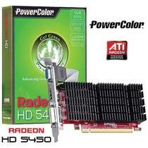 Placa De Video Radeon Hd5450 1gb Ddr3 64bits - 1gbk3-shev4