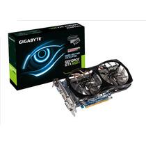 Nvidia Geforce Gtx650 Ti 2gb Gddr5 Gigabyte Windforce