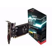 Placa De Vídeo Radeon Xfx R7 240 2gb /ddr3/64bits *nfe*