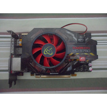 Placa De Video Amd Xfx Radeon Hd 5750 1gb Ddr5