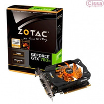 Vga Zotac Geforce Gtx 750ti C/ Nota Fiscal Frete Grátis
