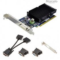 Placa De Vídeo Pny Geforce 8400gs 1gb 64 Bits Envio Grátis