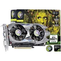 Placa De Video Geforce Nvidia Gtx 550 Ti Dual-fan 1gb Gddr5