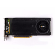 Placa De Vídeo Nvidia Gtx760 2gb Ddr5 256 Bit Zotac