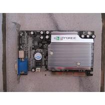 Placa De Vídeo Geforce Mx4000 64mb Ddr Tv Agp8x