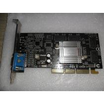 Geforce2 Mx400 64mb Sdr Agp Vga Placa Oferta Relâmpago