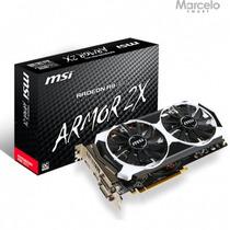 Placa De Vídeo 2gb Gddr5 Radeon R9 380 Msi 256 Bits Lacrado