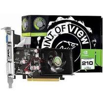 Placa De Vídeo Nvidia Gt210 1gb - Vga / Dvi / Hdmi/ P- Baixo