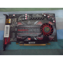 Placa De Video Xfx Radeon Hd 5670 512mb Ddr5