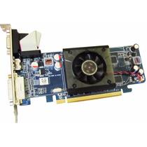 Placa De Video Radeon Hd 4350 Pci Express Com Cooler