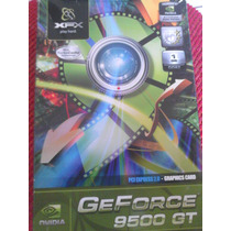 Placa De Video Ge-force 9500 Gt 1gb Ddr2