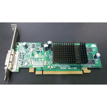 Placa De Vídeo Ati Radeon X300 128mb Pci-e 8960