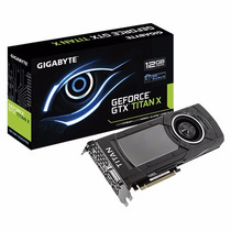 Placa De Vídeo Gigabyte Gtx Titan X 12gb Gv-ntitanxd5-12gd-b