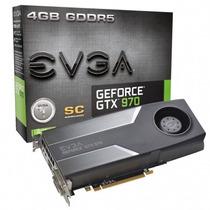 Placa Vga Evga Gerforce Gtx970 Novo Na Caixa Geforce Gtx 970