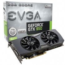 Placa Vga Evga 2gb Geforce Gtx 950 128 Bits 02g-p4-1955-kr