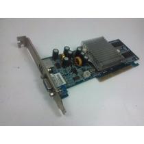 Placa De Vídeo Geforce Fx5200 Agp 128mb