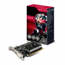 Placa De Vídeo Vga Sapphire Radeon R7 240 2gb Ddr3 128bits