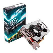 Placa De Vídeo Xfx Radeon R7 260x 2gb Ddr5 128 Bits Oferta!!