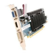 Placa De Vídeo Ati Sapphire Radeon Hd 1gb Ddr3 Pci Express 2