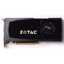 Placa De Video Zotac Geforce Gtx 470 1280mb Gddr5 Pcie