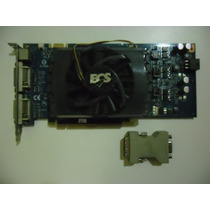 Placa Vídeo Nvidia Geforce N9600gt 512 Mb Pci-express Ddr 3