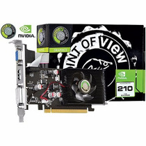 Gpu Geforce Nvidia G 210 1gb Ddr2 64 Bits Dvi|hdmi|vga - V